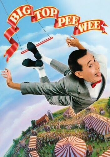 Big Top Pee-Wee DVD NEW