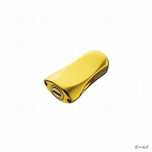 Shimano Yumeya Aluminio Sensible Pomo oro