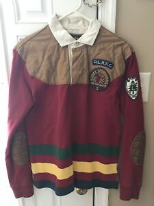 Size Usa About Ralph Rugby Head Details Lrg Stadium Vintage Polo Sportsman Lauren Indian XP8nOk0w
