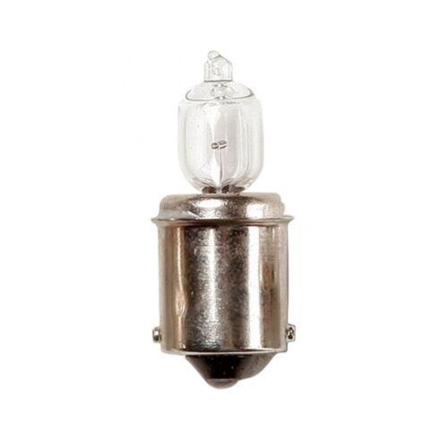 12v 20w Miniature Halogen Light Bulb R740 1x Ring BA15S P21W