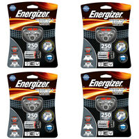 4 Pack Energizer Vision Hd+ Focus Led Headlamp (batteries Included) on sale