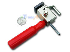 """Wire & Tube Cutter Jig 5"""" Tubing Tube Cutting Adjustable Clamp Jewelers Tool"""