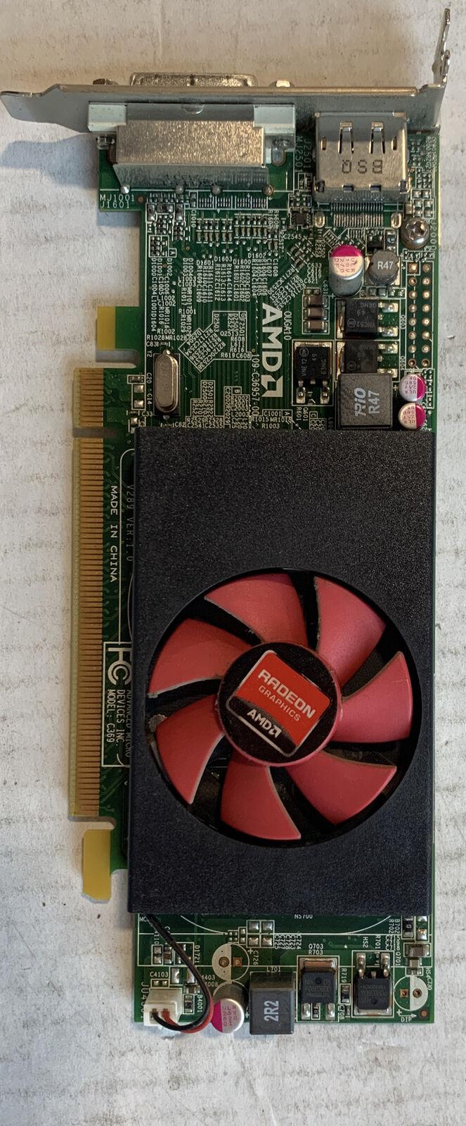 ** Dell DMHJ 0 ビデオカード AMD Radeon HD 8490 1GB GDDR 3 PCIe DVI DP ビデオカード