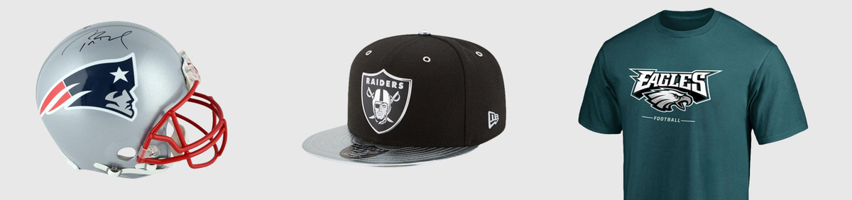 Officially Licensed NFL Gear