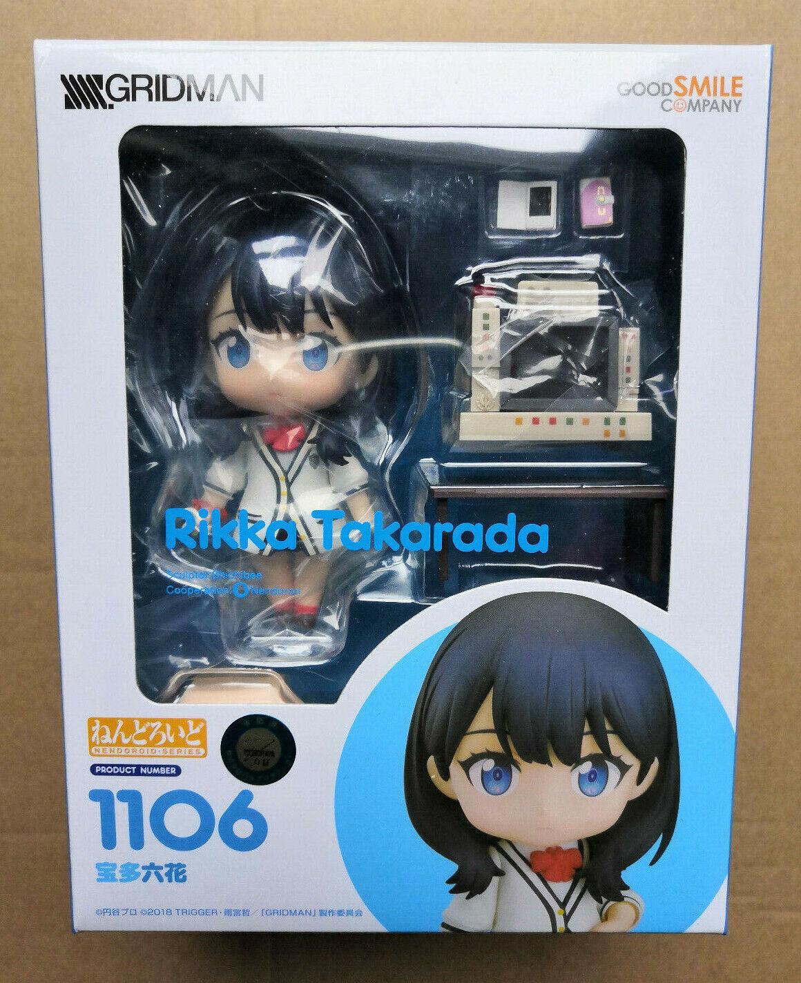 Sss griduomo Nendoroid RIKKA Takarada azione cifra GoodSmile azienda Nuovo di Zecca