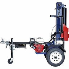 Iron & Oak 37-Ton Honda Powered Horizontal / Vertical Gas Log Splitter