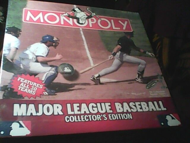 Nouveau monopole Major League Baseball Collectors Edition Game