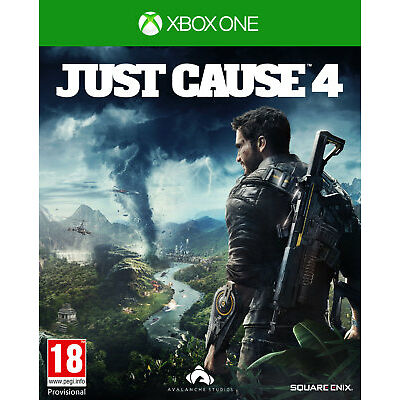 Just Cause 4 Xbox One ***PRE-ORDER ITEM*** Release Date: 04/12/18