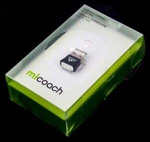 Como sección mucho  Adidas miCoach CONNECT for PC/Mac SPEED_CELL USB Receiver Accessory | eBay