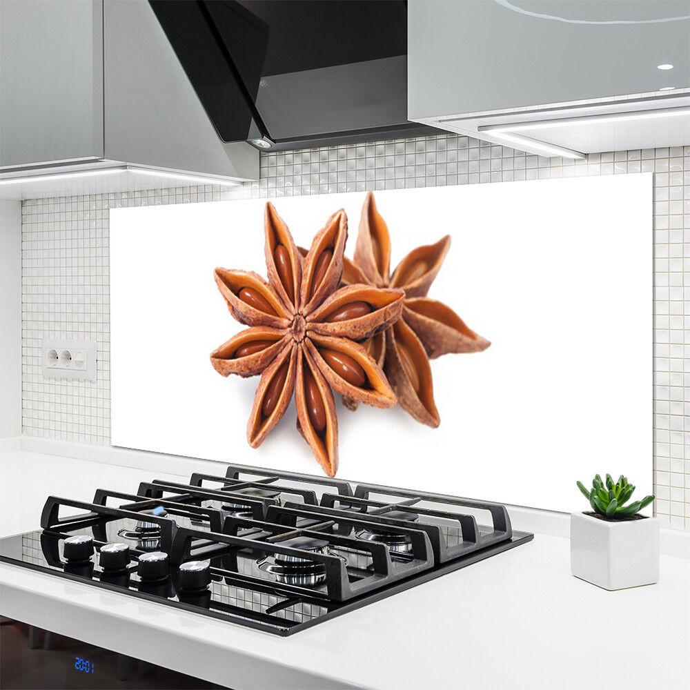 Crédence De Cuisine Cuisine Cuisine En Verre Panneau 140x70 Floral