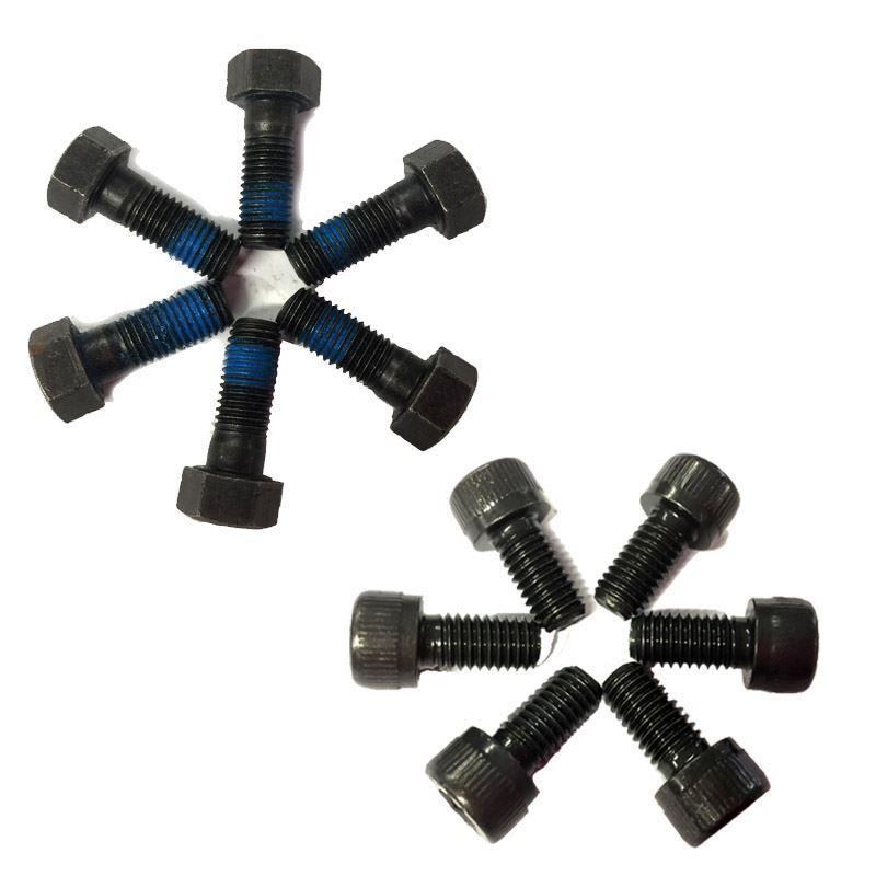 Alle Schrauben für ein Smf und Kupplung für ein Peugeot 206 Sw Kombi 1.6 Hdi 110