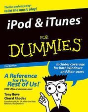 iPod and iTunes For Dummies By Tony Bove,Cheryl Rhodes. 9780764577727