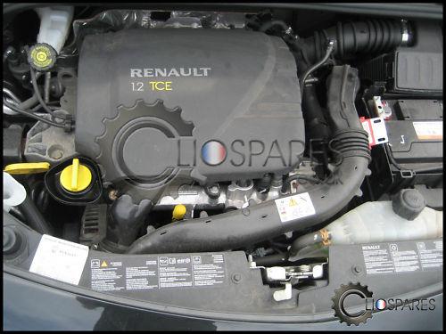 RENAULT Clio III 06-12 1.2 16v TCE TURBO D4F 784 D4F784//D4F 780 D4F780 MOTORE