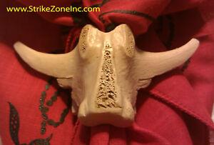 HOPALONG CASSIDY (replica) Steer Head NECKERCHIEF Slide Strike Zone, Inc