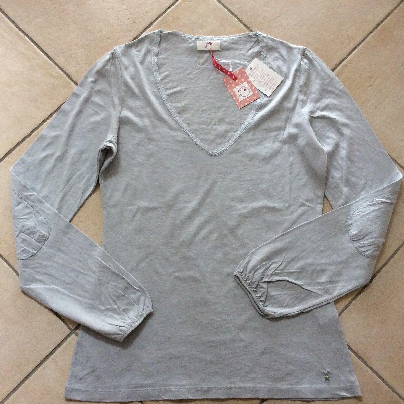 Neu Des Petits Hauts Shirt Impressionen France Vintage