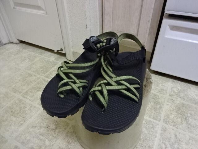 Bon état quelques fois utilisé vintage Chaco Sport Sandales Femme 10 très propre