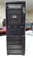 HP Z600-Dual Xeon X5550@2.66GHz, 8GB RAM, 500GB, 295,Win DUAL NVS vista COA
