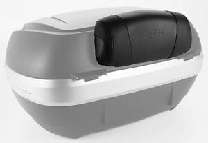 givi back padding e134s soft for box monokey top case v47 back rest ebay. Black Bedroom Furniture Sets. Home Design Ideas