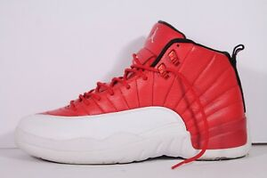 outlet store 94ef5 3f8bc Details about Nike Air Jordan Retro 12 Gym Red Size 12 41 04858 7 04