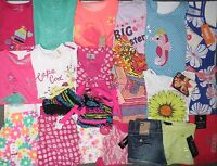 Girl Summer Clothes Lot 6 6x Gymboree Disney Justice Dress Outfits Sets Swim