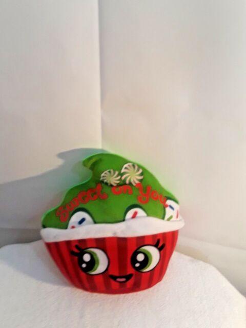Sweet Treats Cupcake Multicolored Holiday Sweets Stuffed -6371