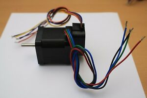 Nema-17-High-Torque-Stepper-Motor-With-Encoder-UK-Seller-MCP-REF-R2-MD81-020