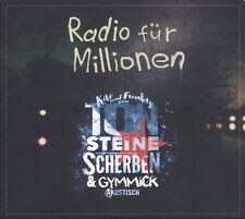 KAI & FUNKY (TON STEINE SCHERBEN)/GYMMICK - RADIO FÜR MILLIONEN  2 CD NEU