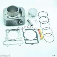 Yamaha Raptor 350 Cylinder Piston Gasket Top End Kit 2004-2011