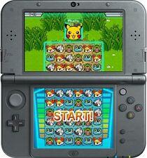 NEW 3DS XL, BLACK * newest model * THE POKEMON BUNDLE, 18 GAMES, 3 YEAR WARRANTY