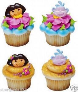 Dora Cake Toppers Australia