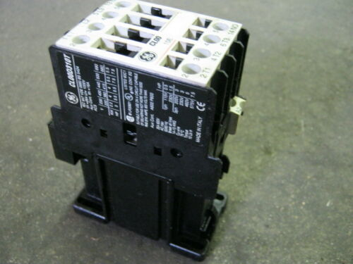 General Electric Contactor CL00D310T Warranty Used