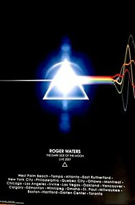 ROGER-WATERS-PINK-FLOYD-2007-DSOTM-TOUR-U-S-1st-PRINTING-POSTER-NMT-2-MINT