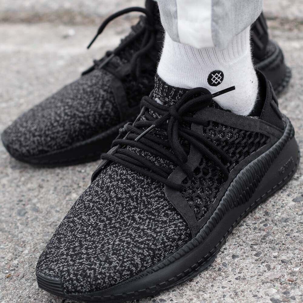 Puma Tsugi netfit evoknit zapatillas de deporte caballero zapatos zapatillas zapatos nuevo 365108-01