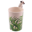 thumbnail 39 - Animal Shaped Handle Ceramic Mug Tea Coffee Cup Novelty Gift Jungle Tropical