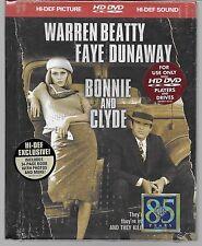 Bonny And Clyde Dvd Sigillato English Version Hd-Dvd