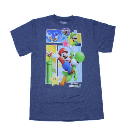 Details about  /SUPER MARIO BROS.U Youth/'s Official Licensed T-Shirt