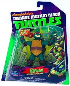 Teenage Mutant Ninja Turtles Action Figure 2012 Raphael Playmates