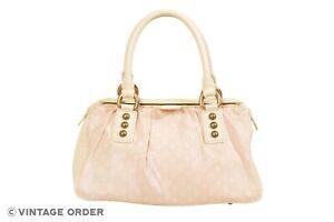 Louis Vuitton Pink Monogram Mini Trapeze PM Hand Bag M40062 - YG01174