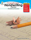 Comprehensive Handwriting Practice: Traditional Cursive, Grades 2 - 5 by Lynette Pyne (Paperback / softback, 2008)