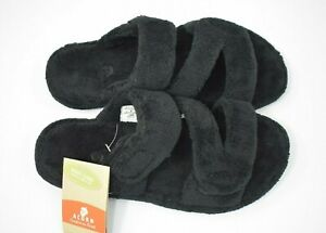 ACORN-WOMENS-SPA-slide-on-SLIPPERS-NEW-WITH-TAG