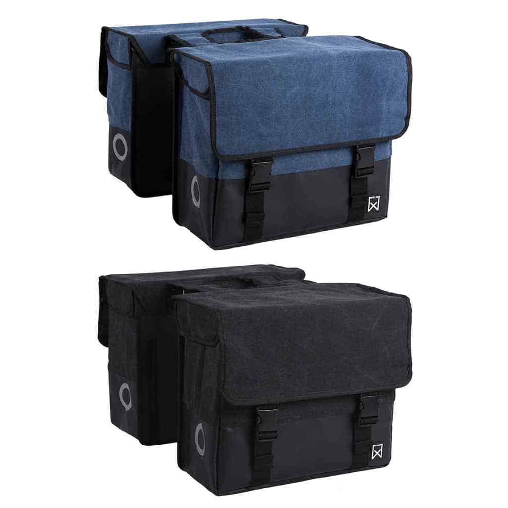 Willex Fahrradtasche Doppel Stoff Gepäcktasche Packtasche mehrere Auswahl