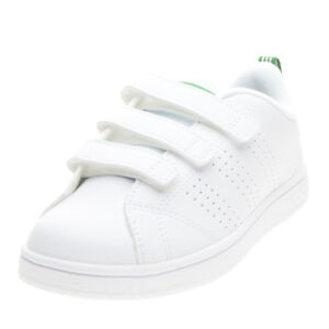 Scarpe-Adidas-Vs-Advantage-Clean-Cmf-C-Taglia-33-AW4880-Bianco
