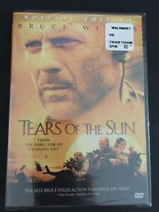 Tears Of The Sun DVD Special Edition New Sealed - Poughkeepsie, New York, United States - Tears Of The Sun DVD Special Edition New Sealed - Poughkeepsie, New York, United States