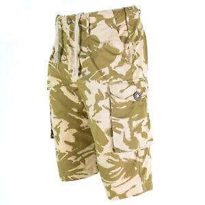Original Britannique Bermuda Combat Mtp Camo Armée Shorts Été Pantalons Multicam