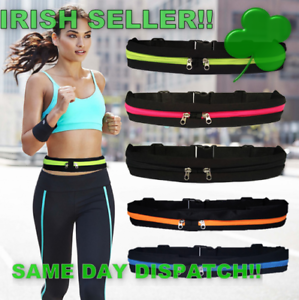 Waist-belt-gym-phone-holder-gym-yoga-Jogging-Running-Fanny-Pack-Bag-Sport