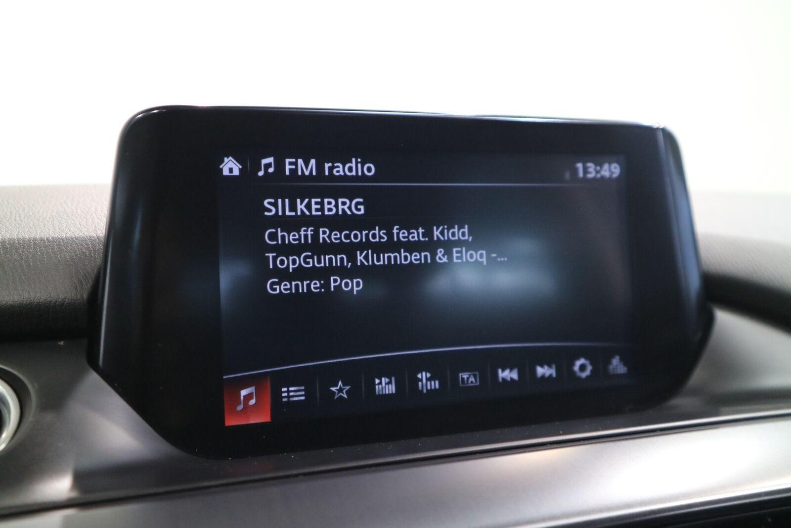 Mazda 6 2,2 SkyActiv-D 150 Vision stc. - billede 8