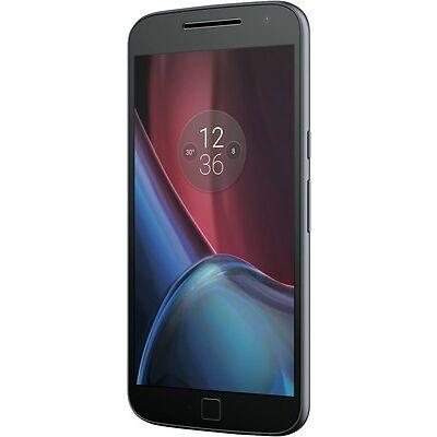 NEW Motorola 1031000206 Moto G 4 Plus - Black