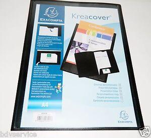 2 X Präsentationsmappe Konferenzmappe A4 Pp Dokumentenmappe