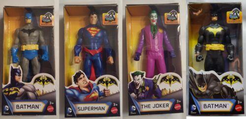 DC Comics Batman Mechs vs. Mutants Action Figures 6 Jocker Batman Superman