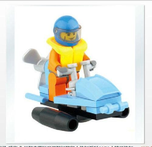 6071 blocks educational toys disassembly elf boats